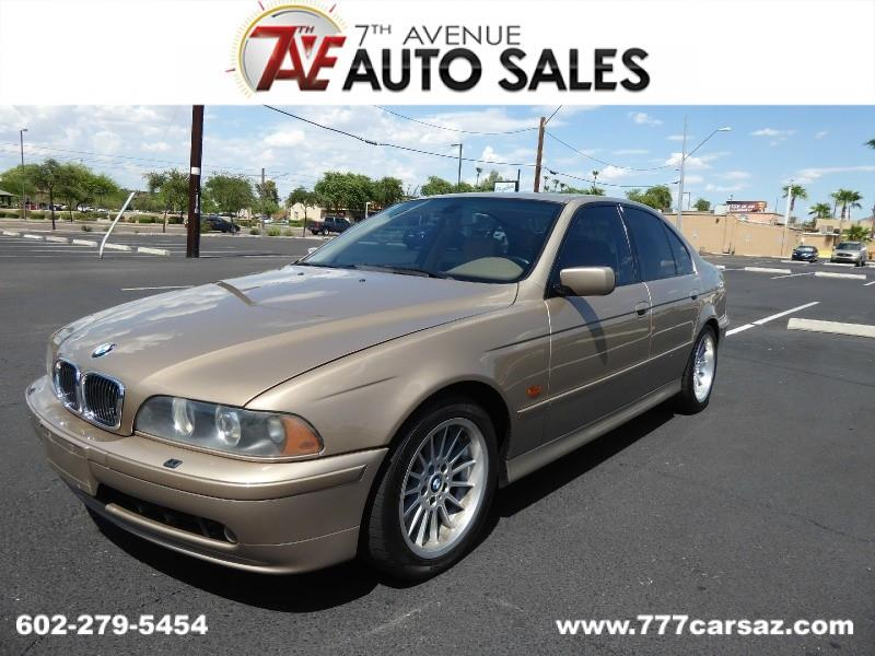 2001 Bmw 5 Series For Sale Carsforsale Com