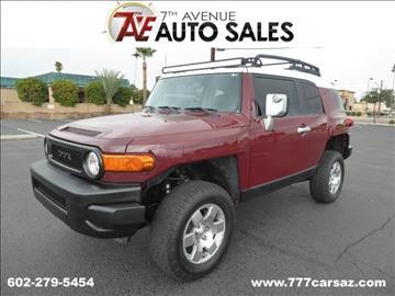 2008 Toyota FJ Cruiser for sale in Phoenix, AZ
