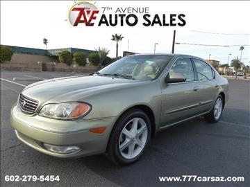 2002 Infiniti I35 for sale in Phoenix, AZ