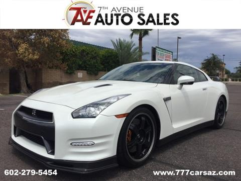 2014 Nissan GT-R for sale in Phoenix, AZ