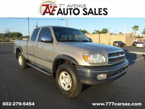2002 Toyota Tundra for sale in Phoenix, AZ