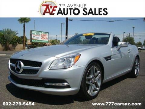 2013 Mercedes-Benz SLK for sale in Phoenix, AZ