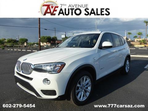 2015 BMW X3 for sale in Phoenix, AZ