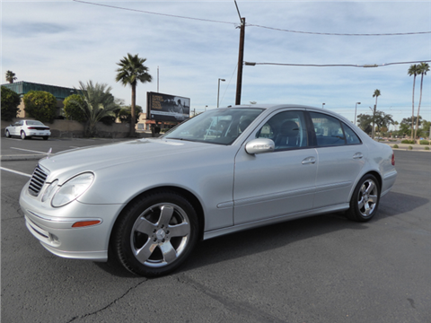 2005 Mercedes-Benz E-Class for sale in Phoenix, AZ