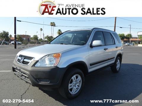2002 Honda CR-V for sale in Phoenix, AZ