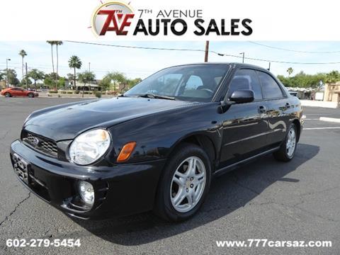 2003 Subaru Impreza for sale in Phoenix, AZ