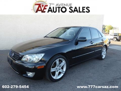 2002 Lexus IS 300 for sale in Phoenix, AZ