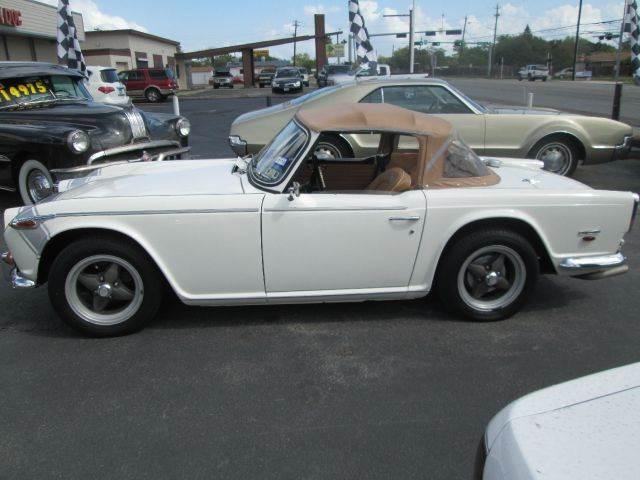 1968 Triumph 00000