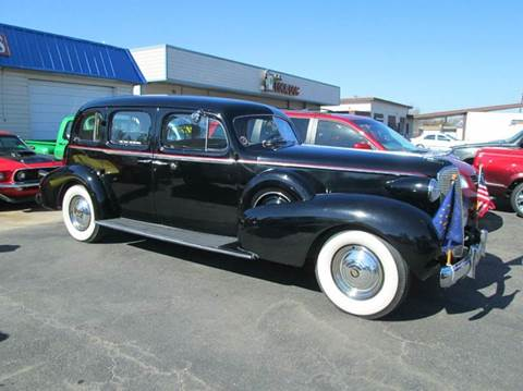 1937 Cadillac Fleetwood for sale in Corpus Christi, TX