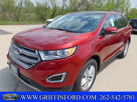 2017 Ford Edge for sale in Waukesha, WI