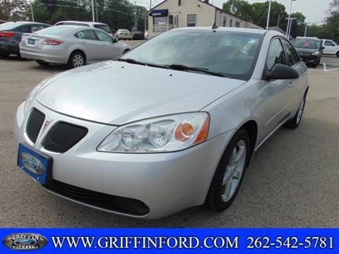 2009 Pontiac G6 for sale in Waukesha, WI