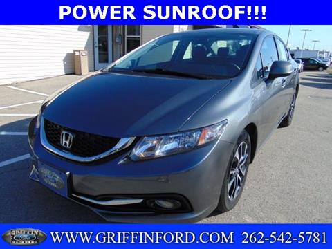 2013 Honda Civic for sale in Waukesha, WI