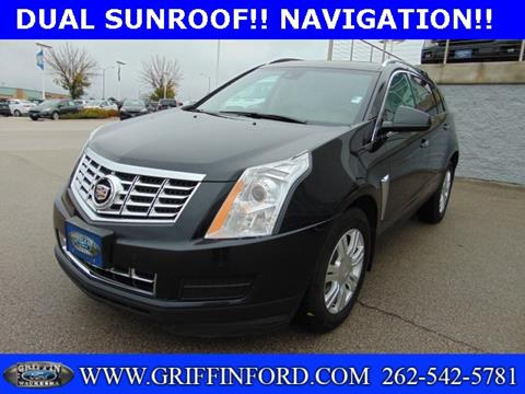 2013 Cadillac SRX for sale in Waukesha, WI