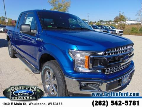 2018 Ford F-150 for sale in Waukesha, WI