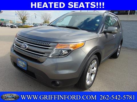 2012 Ford Explorer for sale in Waukesha, WI