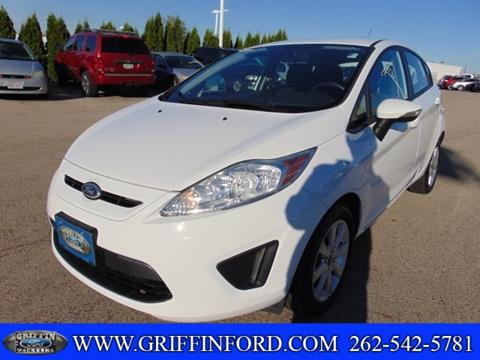 2013 Ford Fiesta for sale in Waukesha, WI
