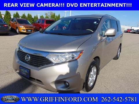 2013 Nissan Quest for sale in Waukesha, WI