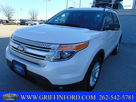 2015 Ford Explorer for sale in Waukesha, WI