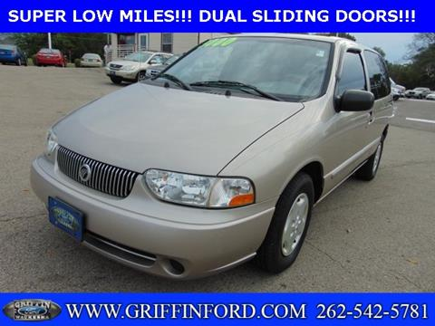 2002 Mercury Villager for sale in Waukesha, WI