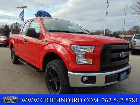2017 Ford F-150 for sale in Waukesha, WI
