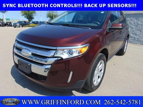 2012 Ford Edge for sale in Waukesha, WI