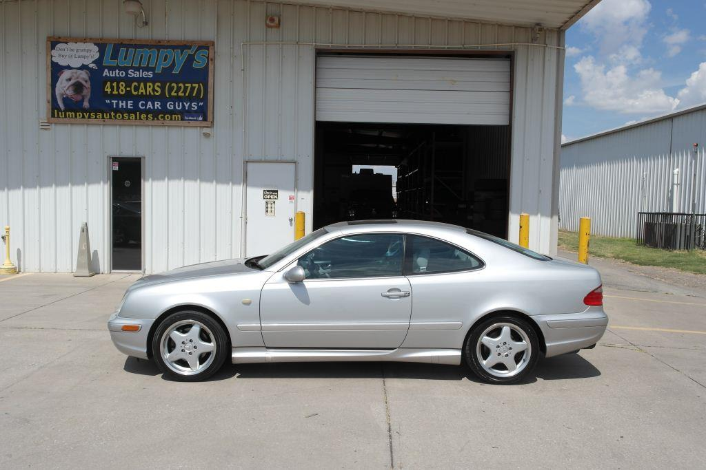 Mercedes benz clk class for sale in oklahoma city ok for Mercedes benz okc