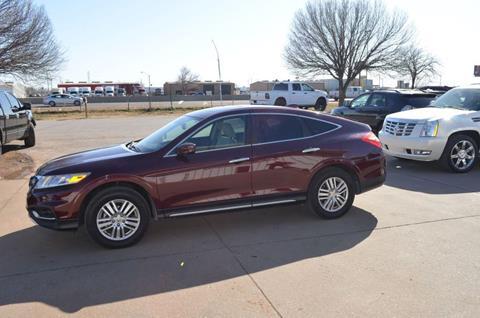 2013 Honda Crosstour for sale in Oklahoma City, OK