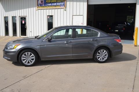 2011 Honda Accord for sale in Oklahoma City, OK