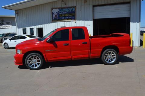 Srt10 For Sale >> 2005 Dodge Ram Pickup 1500 Srt 10 For Sale In Oklahoma City Ok