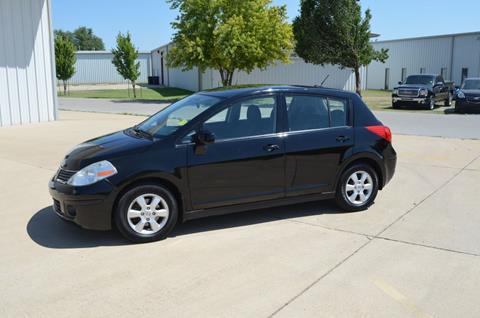 2008 Nissan Versa for sale in Oklahoma City OK