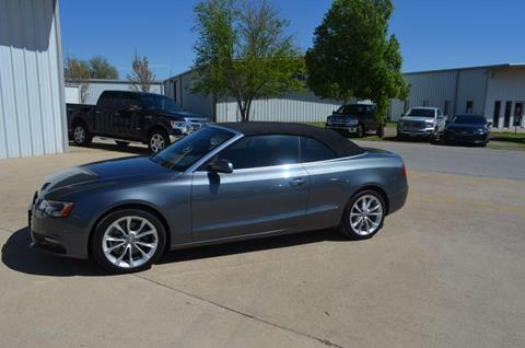 2014 Audi A5 for sale in Oklahoma City, OK