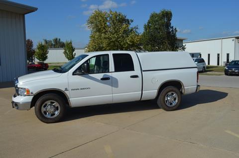 2003 Dodge Ram Pickup 2500 for sale in Oklahoma City OK