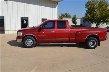 2006 Dodge Ram Pickup 3500 for sale in Oklahoma City, OK