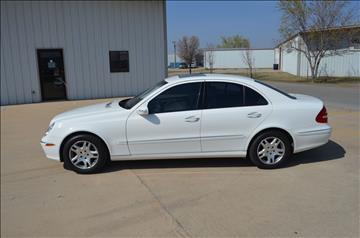 2004 Mercedes-Benz E-Class for sale in Oklahoma City, OK