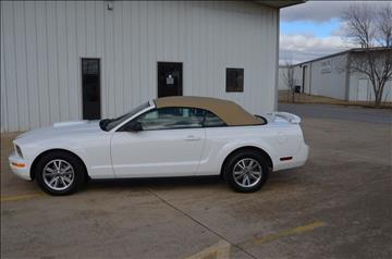 2005 Ford Mustang for sale in Oklahoma City, OK