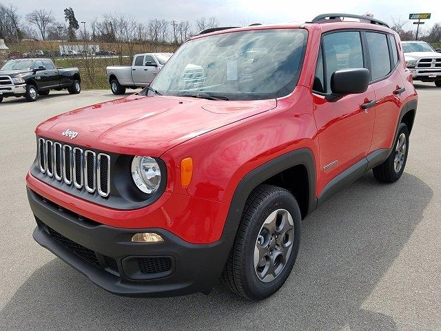 2017 Jeep Renegade 4x4 Sport 4dr Suv In Mt Sterling Ky