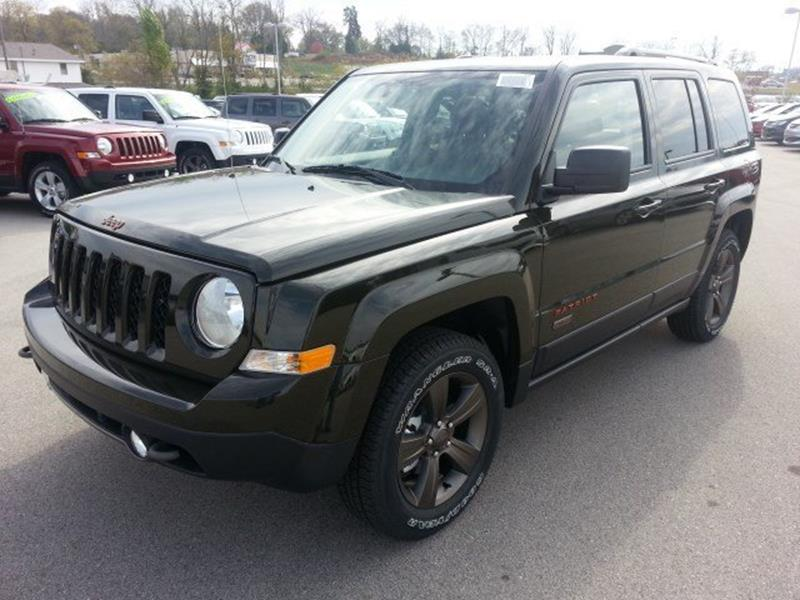 2017 jeep patriot for sale in kentucky. Black Bedroom Furniture Sets. Home Design Ideas