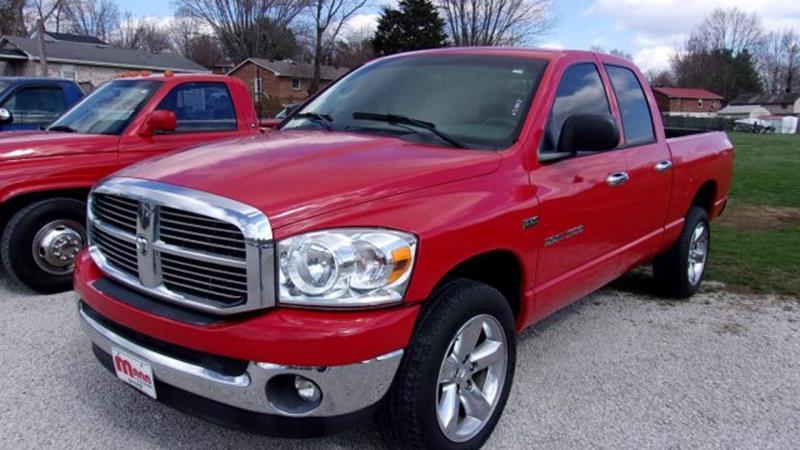 2007 Dodge Ram For Sale In Kentucky Carsforsale Com
