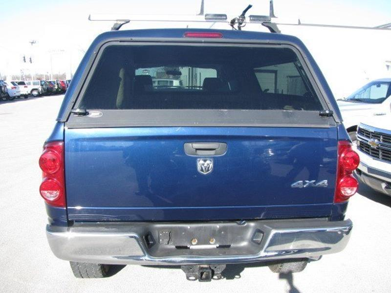2007 Dodge Ram Pickup 2500 In Mt Sterling Ky Mann