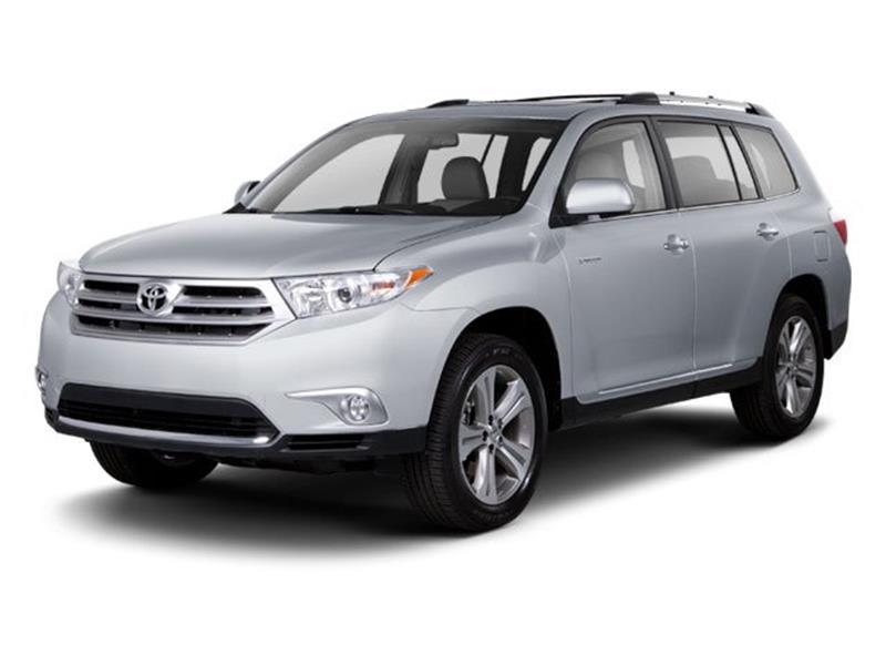 2012 Toyota Highlander In Mt Sterling KY - Mann Chrysler Used Cars