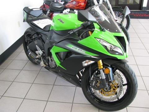2014 Kawasaki ZX636-F for sale in Mt Sterling, KY