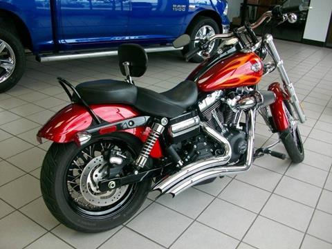 2012 Harley-Davidson FXDWG for sale in Mt Sterling, KY