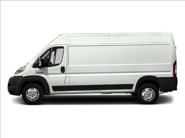 Ram Promaster Cargo For Sale Binghamton Ny Carsforsale Com