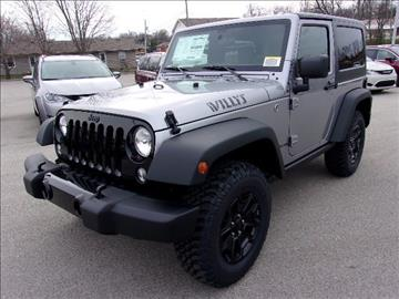 2017 Jeep Wrangler for sale in Mt Sterling, KY