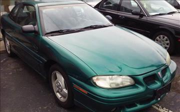 1998 Pontiac Grand Am For Sale California