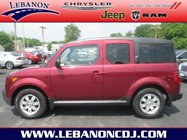 2007 Honda Element - LEBANON, OH