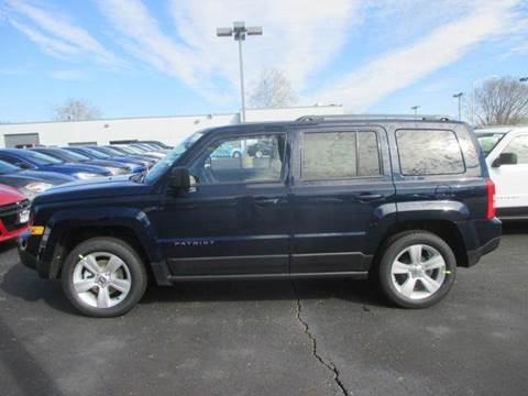 2015 Jeep Patriot for sale in Lebanon, OH