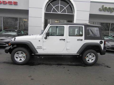 Jeep Wrangler For Sale in Ohio  Carsforsalecom
