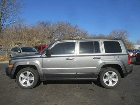 2014 Jeep Patriot for sale in Lebanon, OH