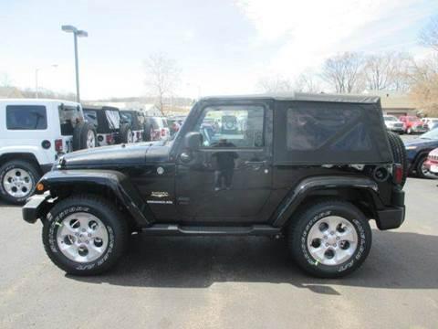 2015 Jeep Wrangler for sale in Lebanon, OH